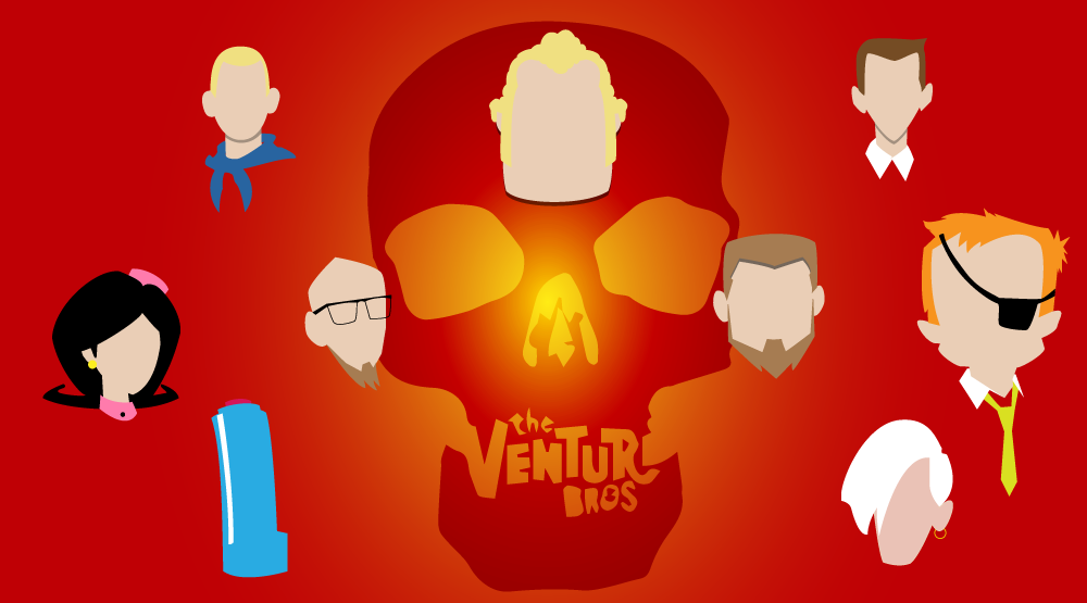 Homage to the Venture Bros